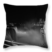03 Niagara Falls Usa Series Throw Pillow