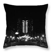 03 Seneca Niagara Casino Throw Pillow