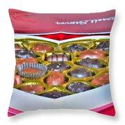 03 Valentine Series Throw Pillow