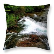 05 The Three Sisters Island Throw Pillow