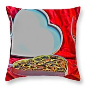 05 Valentines Series Throw Pillow
