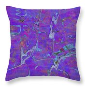 0528 Abstract Thought Throw Pillow