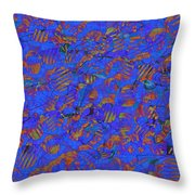 0539 Abstract Thought Throw Pillow