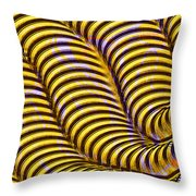 0647 Abstract Thought Throw Pillow