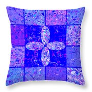 0674 Abstract Thought Throw Pillow