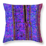 0679 Abstract Thought Throw Pillow