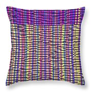 0718 Abstract Thought Throw Pillow