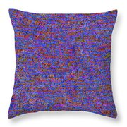 0723 Abstract Thought Throw Pillow