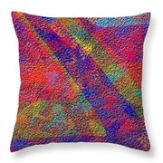 0726 Abstract Thought Throw Pillow