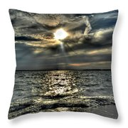 007 In Harmony With Nature Series Throw Pillow