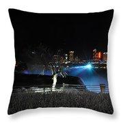 014 Niagara Falls Usa Series Throw Pillow