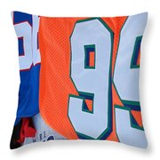 10 56 99 Throw Pillow