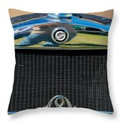 1928 Studebaker Throw Pillow