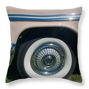 1929 Desoto Firefly Convertable Throw Pillow