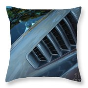 1965 Ford Mustang  Throw Pillow
