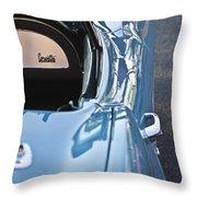 1967 Chevrolet Corvette  Throw Pillow