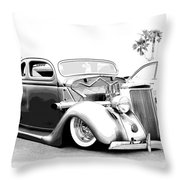 36 Ford  Throw Pillow