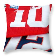 6 10 12 Throw Pillow