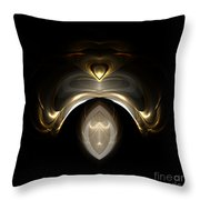 Abstract 116 Throw Pillow