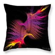 Abstract 148 Throw Pillow