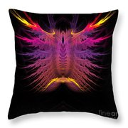 Abstract 152 Throw Pillow