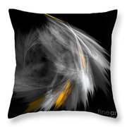 Abstract 156 Throw Pillow