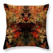 Abstract 177 Throw Pillow