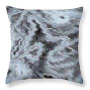 Abstract Pastel Art Throw Pillow