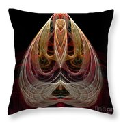 Abstract Seventy-nine Throw Pillow