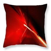 Abstract Sixty-four Throw Pillow