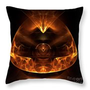 Abstract Sixty-six Throw Pillow
