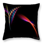 Abstract Thirty-eight Throw Pillow