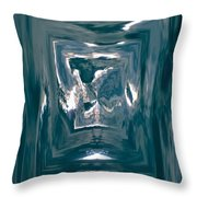 Abstracts From Croatia Throw Pillow