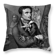 Antonio Canova (1757-1822) Throw Pillow by Granger