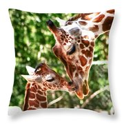 Appreciation Throw Pillow