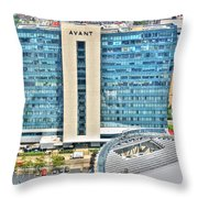 Avant Throw Pillow