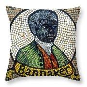 Bannaker Throw Pillow
