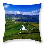 Beara Penninsula, Co Kerry, Ireland Throw Pillow