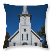 Bethesda Lutheran Church Throw Pillow