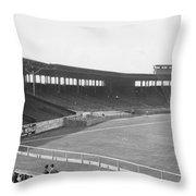 Boston: Fenway Park, 1912 Throw Pillow