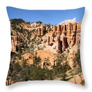 Bryce Canyon Amphitheater Throw Pillow