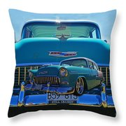 Cadp0738-12 Throw Pillow