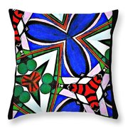 Calendoscopio Throw Pillow