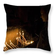 Church Of The Holy Sepulchre Throw Pillow