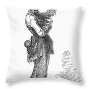 Civil War Guerilla Throw Pillow
