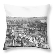 Civil War: Richmond Throw Pillow