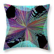 Conceptual 21 Throw Pillow