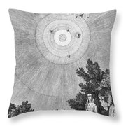 Conversations On The Plurality Throw Pillow
