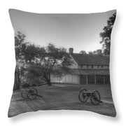 Cravens House Throw Pillow