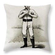 Dan Casey (1862-1943) Throw Pillow by Granger
